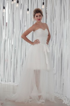 Robe de mariée Isabella  par White dress collection 2016
