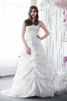 Robe de mariée Delicia par White dress collection 2016