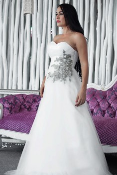 Robe de mariée Bella  par White dress collection 2016