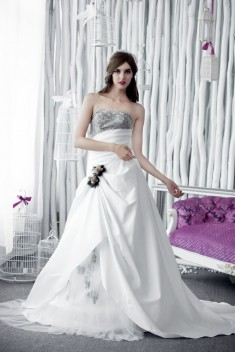 Robe de mariée Paula par White dress collection 2016