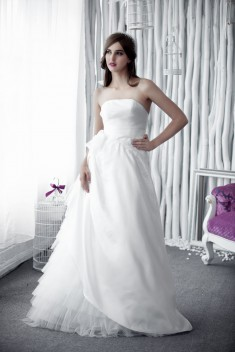 Robe de mariée Gracia  par White dress collection 2016