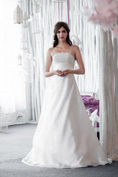 Robe de mariée Cynthia  par White dress collection 2016