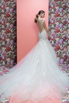 Robe Allegra par Galia Lahav collection queen of hearts 2019