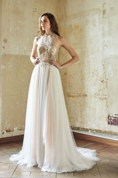 Robe de mariée Bernini par Ir de Bundo collection 2017