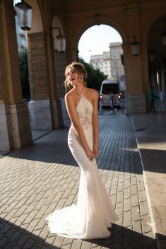 Robe de mariée Bonita par Berta collection Muse 2018 Sicily