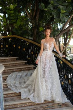 Robe Look 14 par Berta collection miami 2019