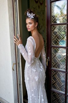 Robe Look 20 par Berta collection miami 2019