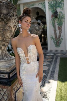 Robe Look 22 par Berta collection miami 2019