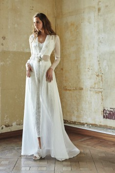 Robe de mariée Bogota par Ir de Bundo collection 2017