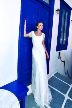 Robe Look 35 par BO'M collection mykonos 2019