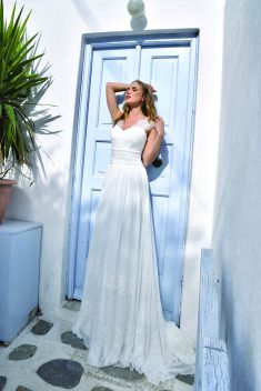 Robe Look 36 par BO'M collection mykonos 2019