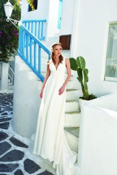 Robe Look 38 par BO'M collection mykonos 2019