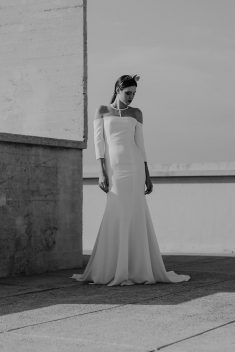 Robe Bell par Manon Gontero collection insolence 2018