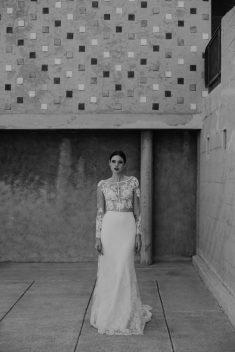 Robe Young & Riley par Manon Gontero collection insolence 2018