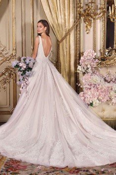 Robe de mariée Look 8 par Demetrios collection Platinum 2018