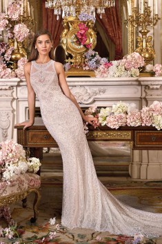 Robe de mariée Look 10 par Demetrios collection Platinum 2018
