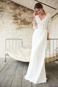 Robe de mariée Ford par Maison Floret collection 2018