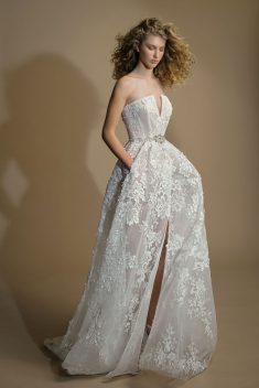 Robe Look 7 par Gala by Galia Lahav collection 2019