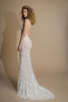 Robe Look 8 par Gala by Galia Lahav collection 2019
