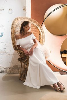 Robe Ma Dame par Harpe collection civile 2018
