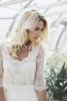 Robe de mariée Hope par Caroline Takvorian collection 2018