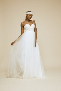 Robe de mariée Horace par Pandore collection 2017