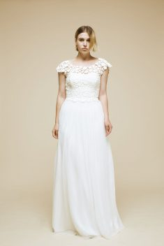 Robe de mariée Johann par Pandore collection 2017