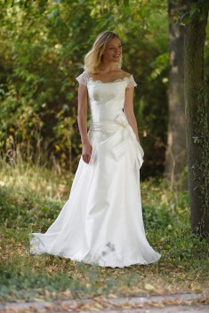 Robe de mariée Justine par Catherine Varnier collection 2017