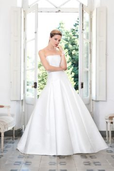 Robe de mariée Boléro Chic & Robe Lagoon par Francisco Reli collection 2018