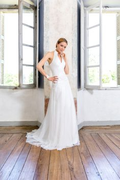 Robe de mariée Légende par Francisco Reli collection 2018