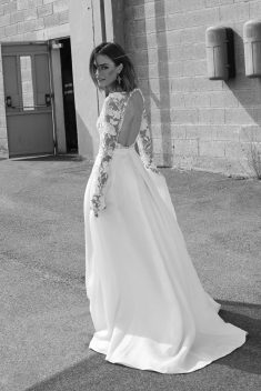 Robe Lenny par Rime Arodaky collection 2018