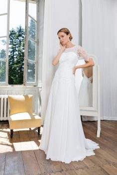 Robe de mariée Libye par Francisco Reli collection 2018