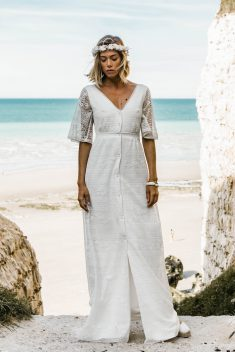 Robe YVETTE par Lorafolk collection collection 2019