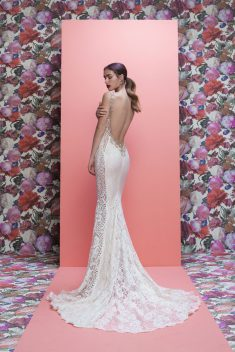 Robe Luca par Galia Lahav collection queen of hearts 2019