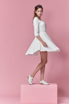 Robe Lee par Maison Floret collection civile 2018