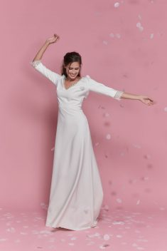 Robe Matthew par Maison Floret collection civile 2018