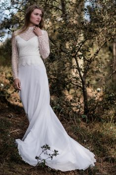 Robe Andrea par Marion Kenezi collection 2018