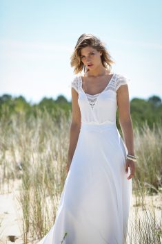 Robe MISSOURI  par Marie Laporte collection 2019