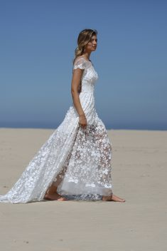 Robe NEVADA par Marie Laporte collection 2019