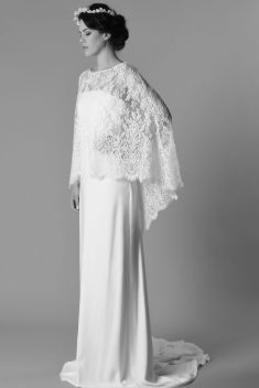 Robe de mariée Pancho Charmante par Love Is Like A Rose collection 2018