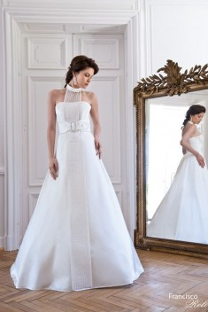 Robe de mariée Radieuse par Francisco Reli collection 2016