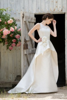 Robe de mariée Rafale par Francisco Reli collection 2016