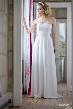 Robe de mariée Ravir par Francisco Reli collection 2016