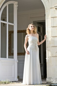 Robe de mariée Regence par Francisco Reli collection 2016