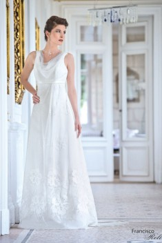 Robe de mariée Relique par Francisco Reli collection 2016