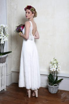 Robe AURELIE par Elsa Gary collection 2019 au bonheur des dames