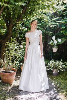 Robe CENDRILLON par Elsa Gary collection 2019 moi la princesse de papier