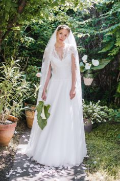Robe MARIANNE par Elsa Gary collection 2019 moi la princesse de papier