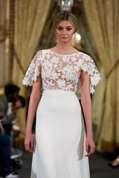 Robe de mariée Look 7 par Santos Costura collection Regio 2017