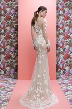 Robe Thea par Galia Lahav collection queen of hearts 2019